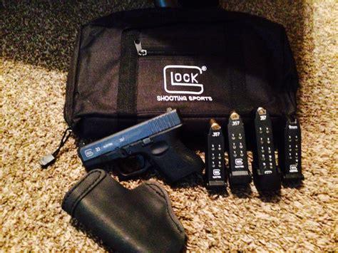 Glock 34 Bedside