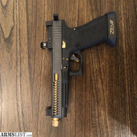 Glock 34 Competition Race Gun