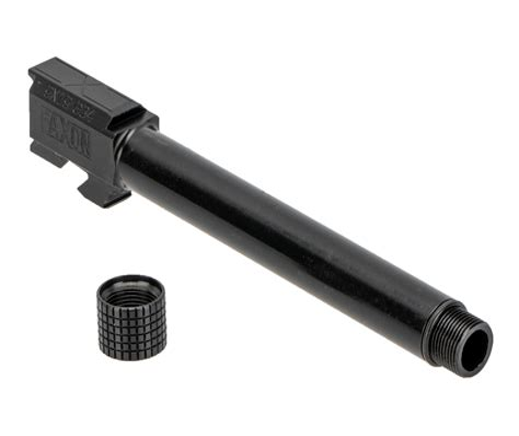 Glock 34 Extended Threaded Barrel