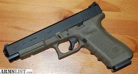 Glock 34 Gen 3 Od Green