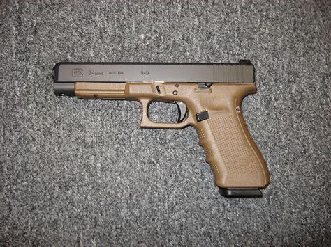 Glock 34 Gen 4 Fde