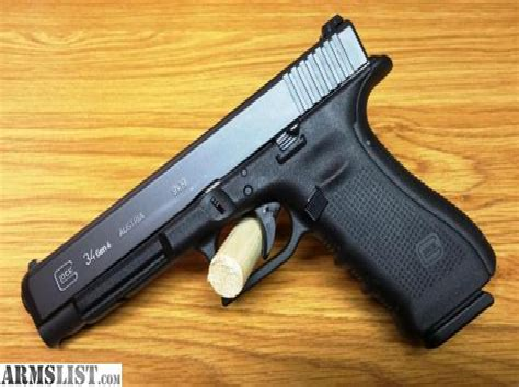 Glock 34 Gen 4 Long Slide For Sale