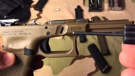 Glock 34 Gen 4 Trigger Pull