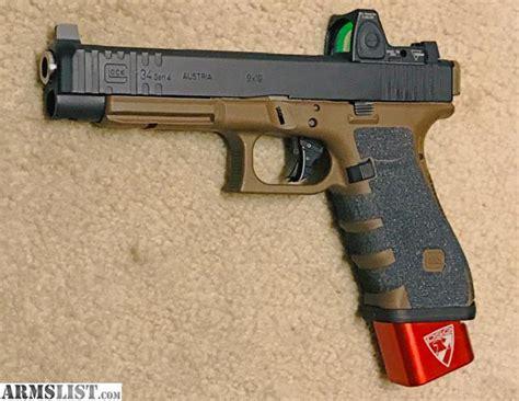 Glock 34 Gen 4 With Rmr