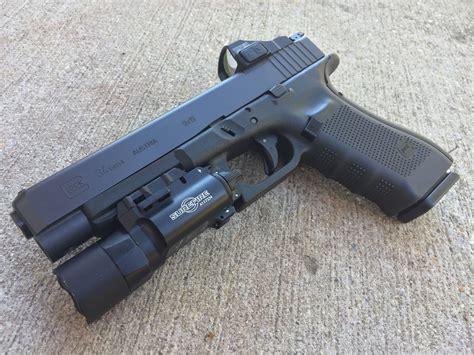 Glock 34 Light And Laser