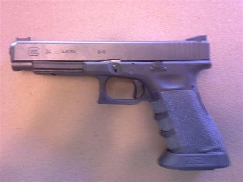 Glock 34 Magwell In Idpa Esp