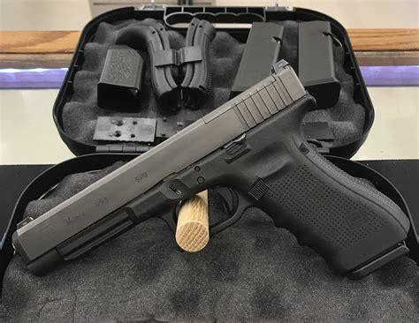 Glock 34 Mos Trijicon Rmr For Sale