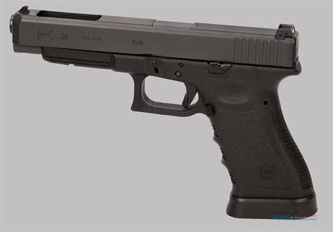 Glock 34 Pistol For Sale And Glock 34 Recoil Spring Same As Glock 17