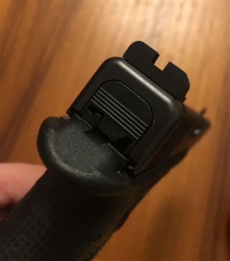 Glock 34 Sevigny Competition Sights