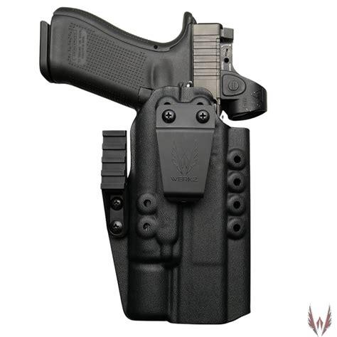 Glock 34 Surefire X300u Holster