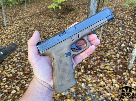 Glock 35 Gen 4 Fde