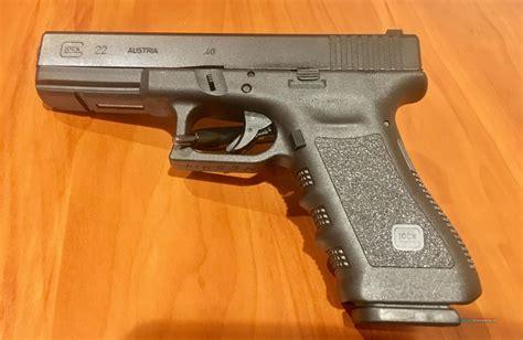 Glock 40 Caliber Handguns For Sale