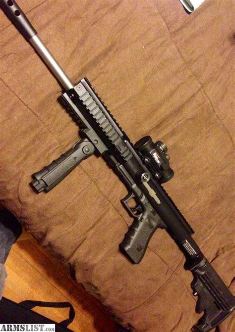Glock 40 Carbine Conversion