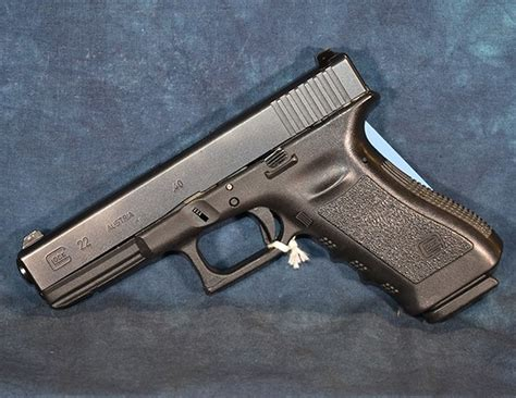 Glock 40 For Sale At Gunauction Com