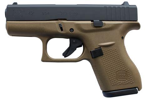 Glock 42 380 Auto Single Stack Pistol Sportsman S