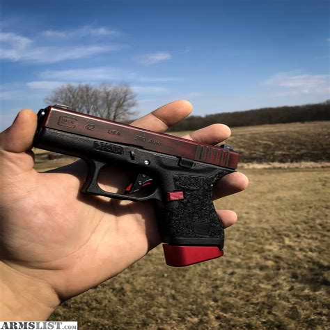 Glock 42 Custom Parts