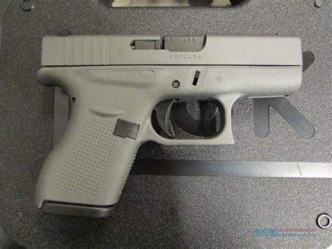 Glock 42 Gray