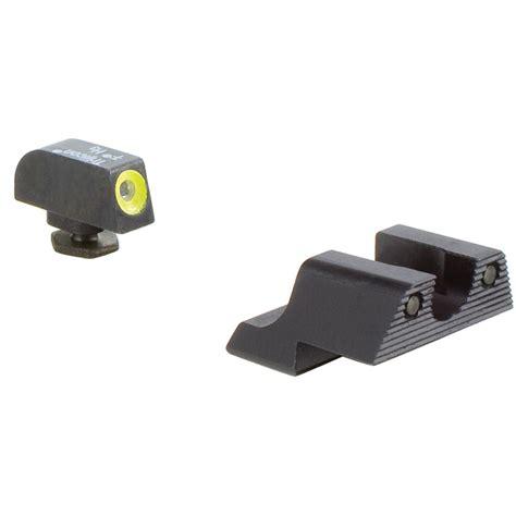 Glock 42 Trijicon Hd Night Sights