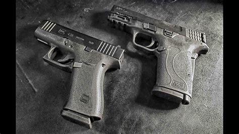 Glock 43 Review Youtubem P Shield