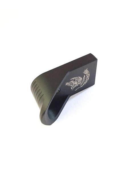 Glock 43 Aluminum Base Plate