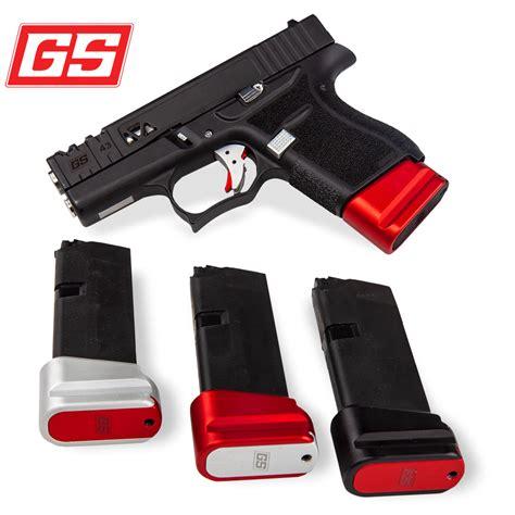 Glock 43 Clip Extension