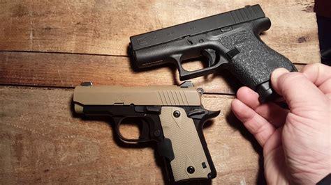 Glock 43 Compared To Kimber Micro 9