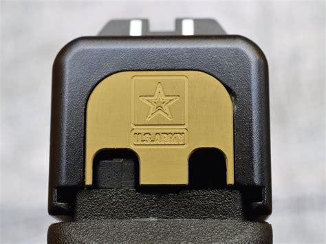 Glock 43 Custom Backplate