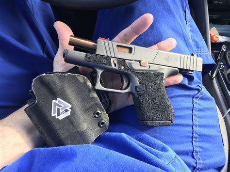 Glock 43 Edc Mods