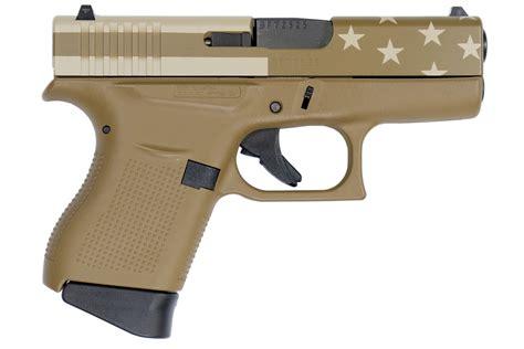 Glock 43 Fde Flag