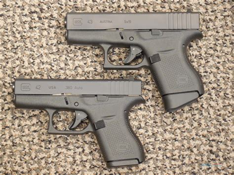 Glock 43 For Self Defense