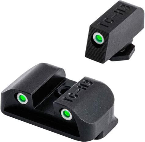 Glock 43 Glow Sights