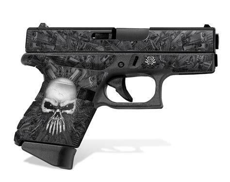 Glock 43 Grip Tape Punisher