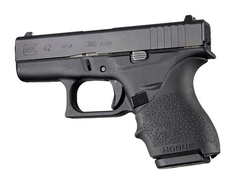 Glock 43 Hogue Grip