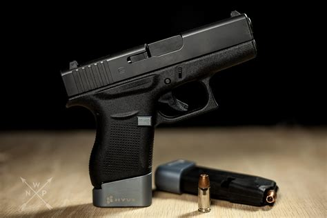 Glock 43 Hyve Magazine Extension Review