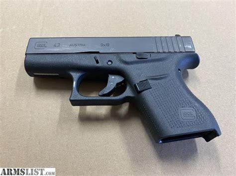 Glock 43 Illegal In California