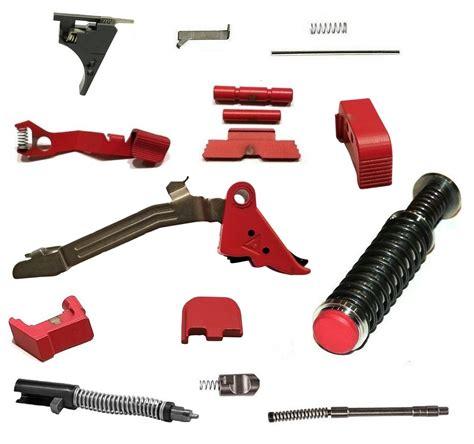 Glock 43 Interchangeable Parts