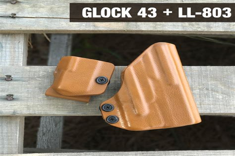 Glock 43 Ll-803 Holster