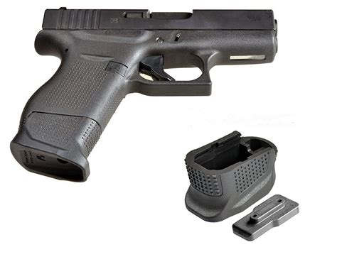 Glock 43 Magazine Base Plate Extension
