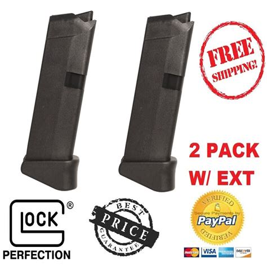 Glock 43 Magazine Extension Ebay