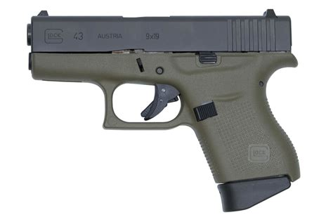 Glock 43 Od Green Review