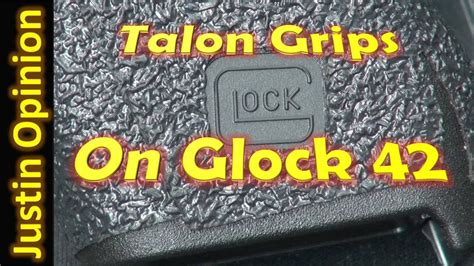 Glock 43 On Justin Opnion