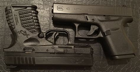 Glock 43 Or Xds 9 And Glock 43 Single Stack Price