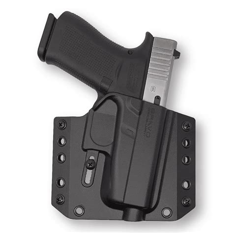 Glock 43 Owb Thin Holster