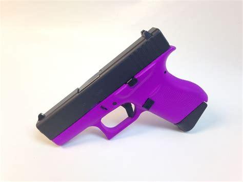 Glock 43 Passion Purple