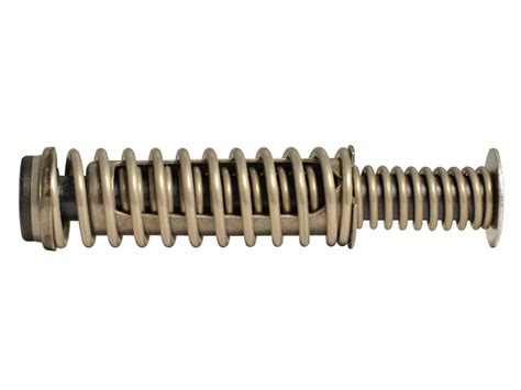 Glock 43 Recoil Spring Position