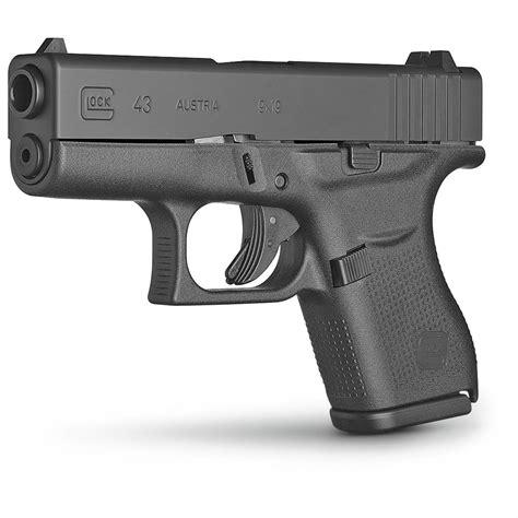 Glock 43 Semiautomatic Pistol