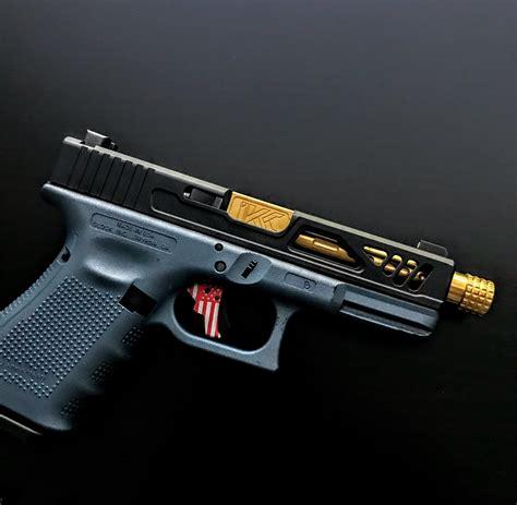 Glock 43 Threadded Barrel