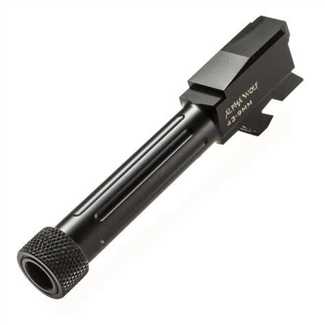 Glock 43 Threaded Barrel 1 2x28