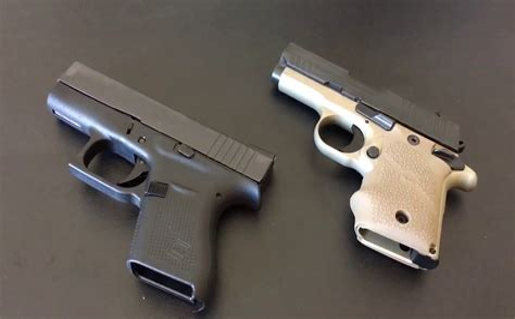 Glock 43 V P290 Size
