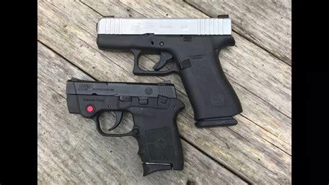 Glock 43 Vs 380 Bodyguard